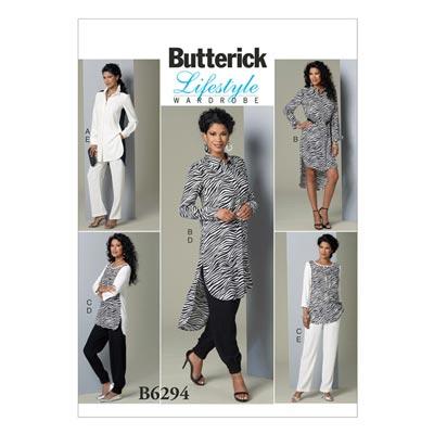Tunika / Hose, Butterick 6294 | 34 - 42