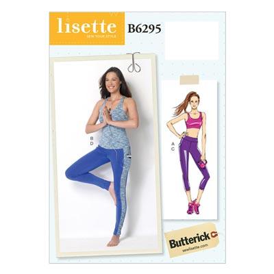 BH / Top, Butterick 6295 | 32 - 40