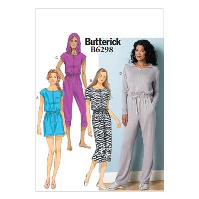 Nachtwäsche, Butterick 6298 | 32 - 40
