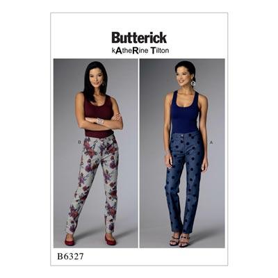 Hose / Jumpsuit, Butterick 6327 | 34 - 42