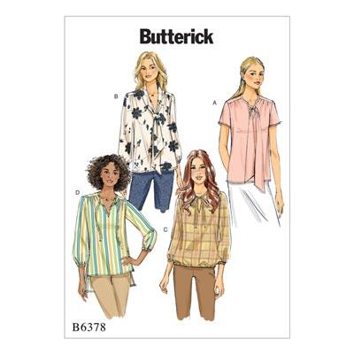 Top/Tunika, Butterick 6378 | 32 - 40