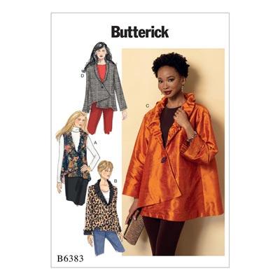 Jacke/Weste, Butterick 6383 | 30 - 40