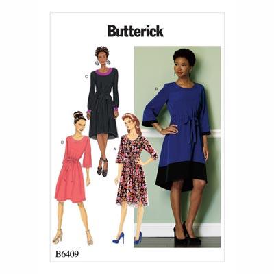 Kleid, Butterick 6409 | 32 - 40