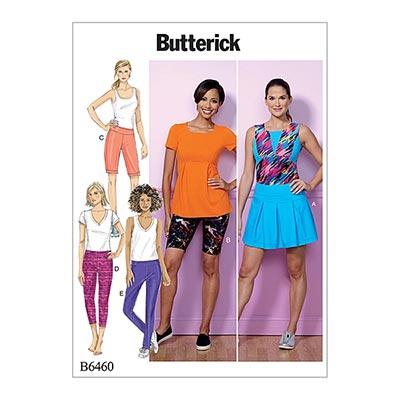 Rock / Hose, Butterick 6460 | 32 - 40