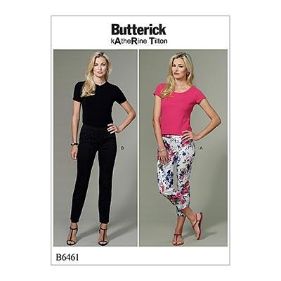 Hose, Butterick 6461 | 34 - 42