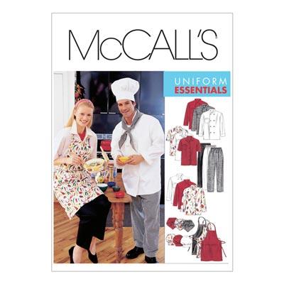 Kochoutfit, McCalls 2233 | S