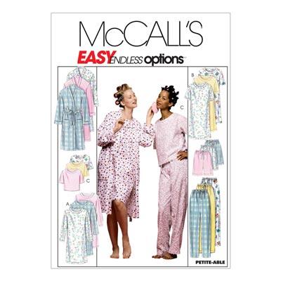 Schlafanzug, McCalls 2476 | 46-50