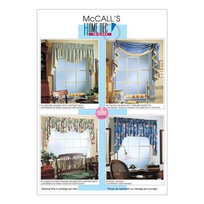 Vorhang, McCalls 3089 | One Size