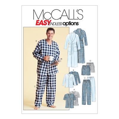 Pyjama, McCalls 4244 | 46-52