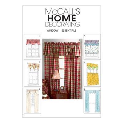 Vorhang, McCalls 4408 | One Size