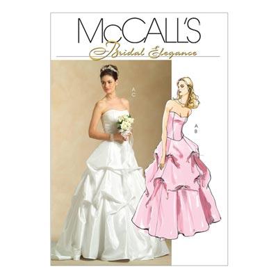 Kleid, McCalls 5321 | 32-38