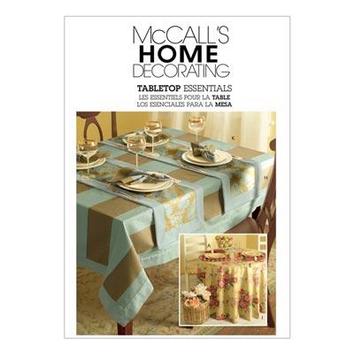 Tischset, McCalls 5439 | One Size