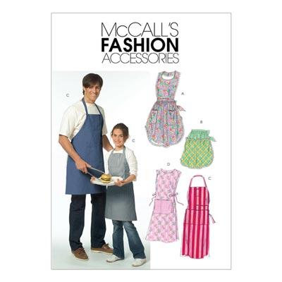 Schürze, McCalls 5551 | One Size