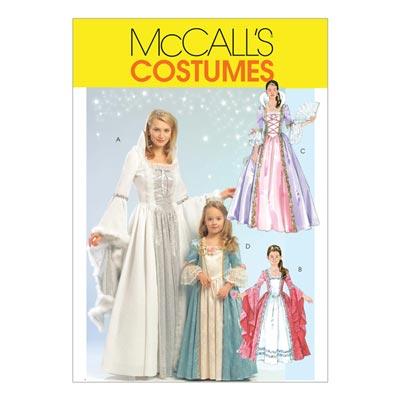 Kostüm, McCalls 5731 | 104-134