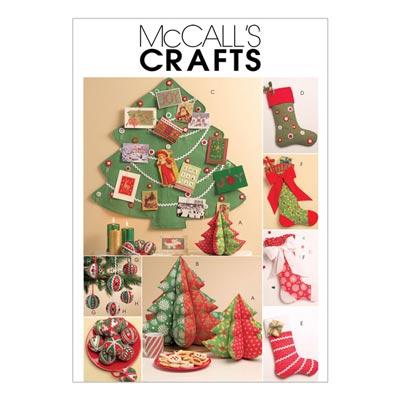 Weihnachtsdekoration, McCalls 5778 | One Size