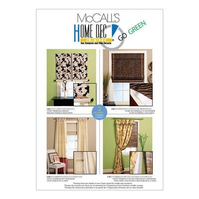 Vorhang, McCalls 5828 | One Size