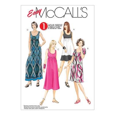 Kleid, McCalls 5893 | 34-42