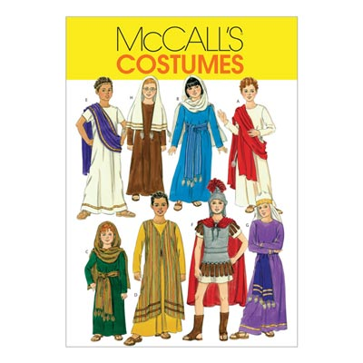 Kostüme für Kinder, McCalls 5905 | 38-48