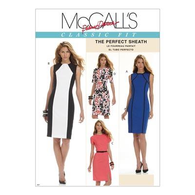 Kleid, McCalls 6028 | 34-40