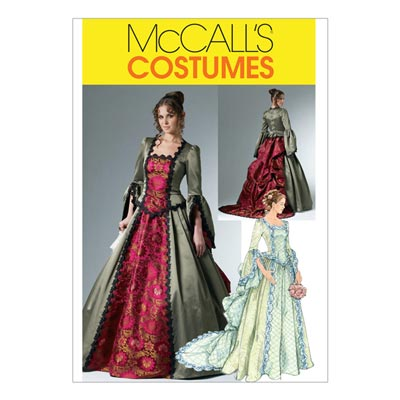 Kostüm, McCalls 6097 | 32-38