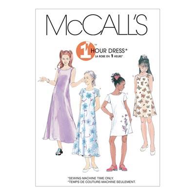 Nachthemd, McCalls 6098 | 128-140