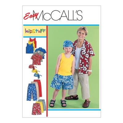 Hose/Tuch/Shirt, McCalls 6099 | 32-36