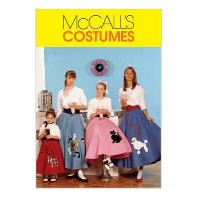 Petticoat, McCalls 6101 | 128-152