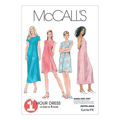 Kleid, McCalls 6102 | 44-48