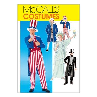 Kostüm, McCalls 6143 | 134-140