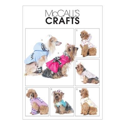 Hundekleid, McCalls 6218 | One Size
