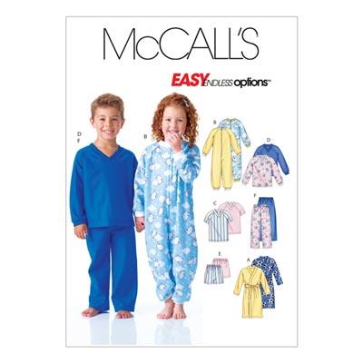 Pyjama, McCalls 6224 | 110-122