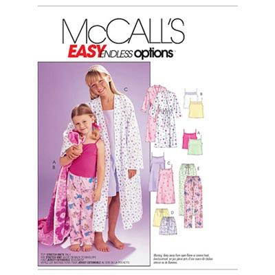 Schlafanzug, McCalls 6225 | 38-48