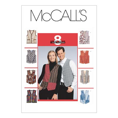 Weste, McCalls 6228 | 38-40