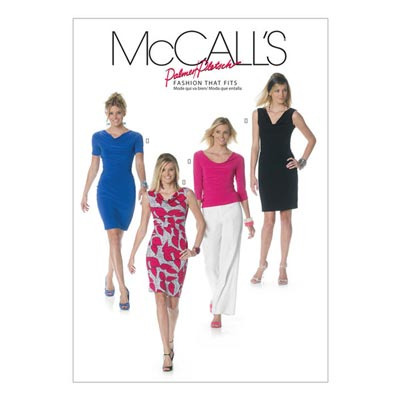 Top / Kleid, McCALL´S M6282
