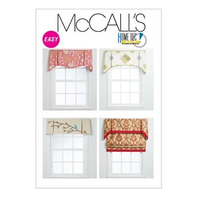 Vorhang, McCalls 6299 | One Size
