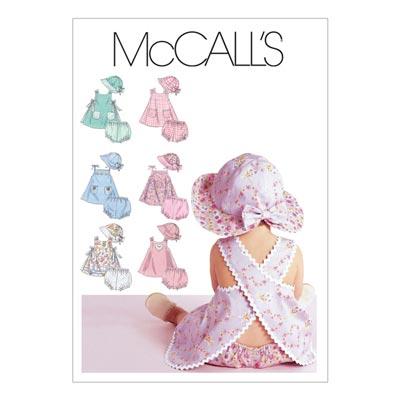 Babykleid, McCalls 6303 | One Size