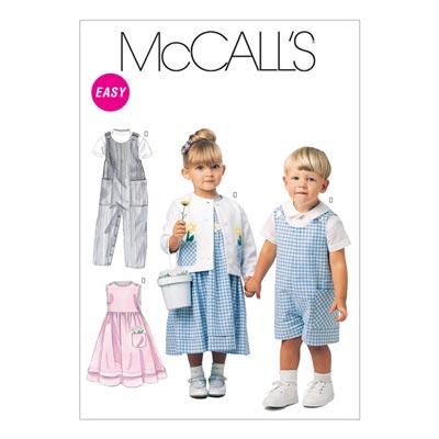 Kinderkleidung 6304 McCalls  | 92-110