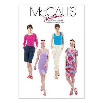 Kleid/Top, McCalls 6355 | 34-42