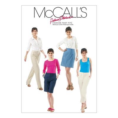 Hose, McCalls 6361 | 34-42