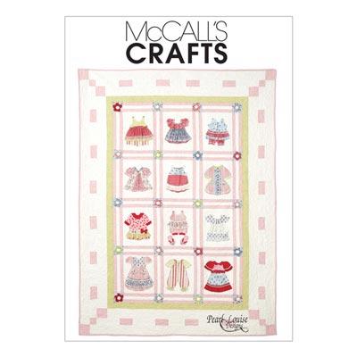 Decke, McCalls 6412 | One Size