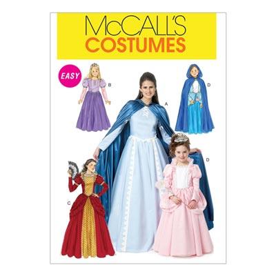 Kostüm, McCalls 6420 | S-L