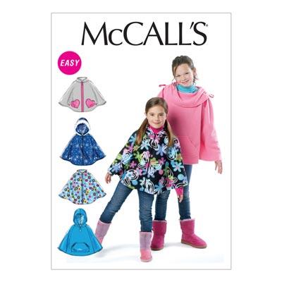 Regencape, McCalls 6431 | 116-126