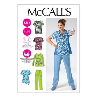 Berufsbekleidung, McCalls 6473 | 34-50