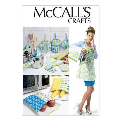 Haushaltsset, McCalls 6479 | 32-48