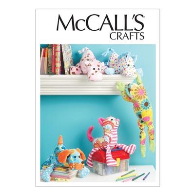 Decke/Kissen, McCalls 6482 | One Size