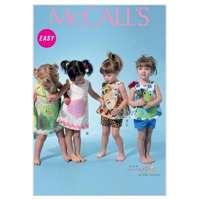 Top/Hose/Kleid, McCalls 6541 | 71-102