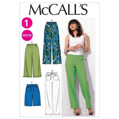 Hose, McCalls 6568 | 32-40