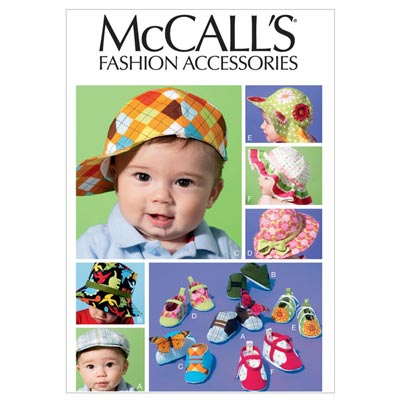 Hut/Schuhe, McCalls 6575 | One Size