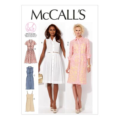 Kleid, McCALL´S M6696