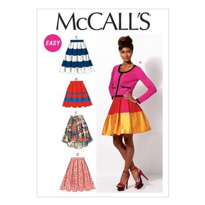 Kleid, McCalls 6706 | 32-40